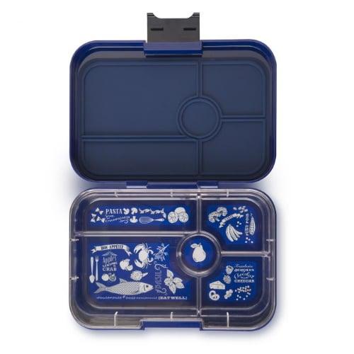 Yumbox tapas- portofino blue (5-vaks)