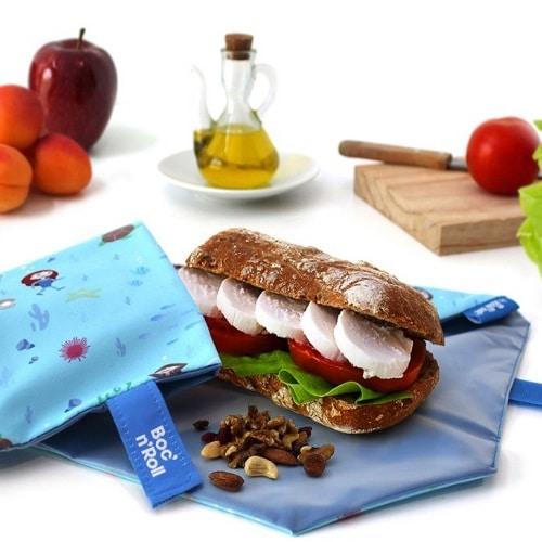 Roll 'n eat - Boc'n Roll Kids Foodwrap