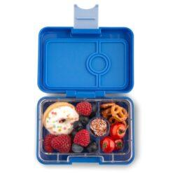 Yumbox mini-snack - jodphur blue (3-vaks)