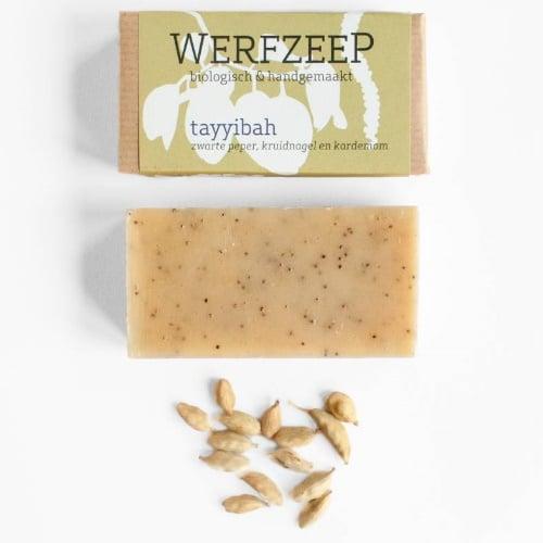 Werfzeep - Tayyibah scrubzeep (100gr)