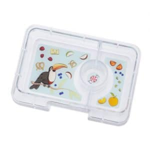 Yumbox mini-snack - losse tray