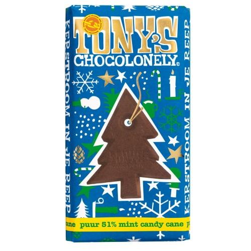 Tony's Chocolonely Kerstreep Puur