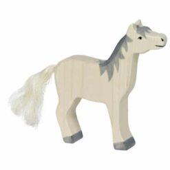 Holztiger paard (80360)