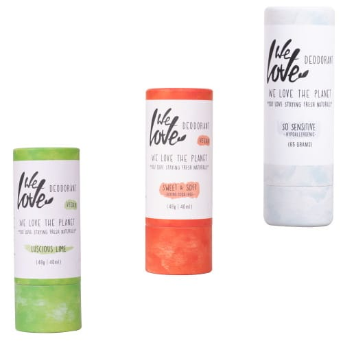 We love the planet specials- deo stick