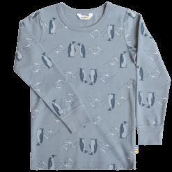 Joha t-shirt lange mouw (pinguins)