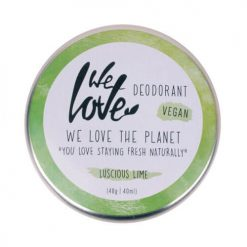 We love the planet specials- smeerbare deo in een blikje