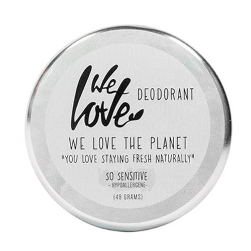 We love the planet specials- smeerbare deo in een blikje
