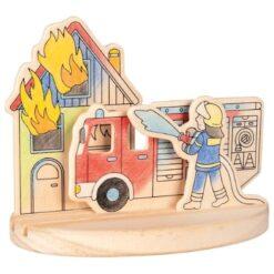 Goki houten inkleurtheater