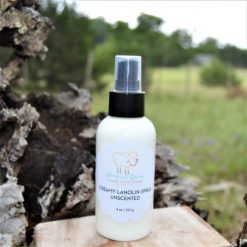 Sheepish Grins lanoline spray