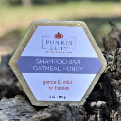Punkin butt Shampoo Bar