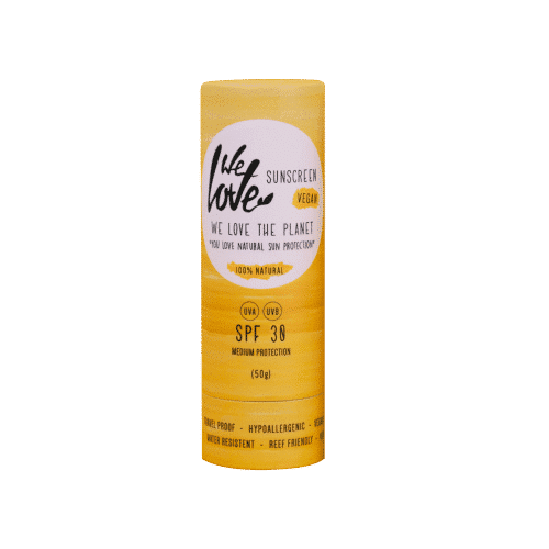 We love the planet-sunscreen stick (spf30)