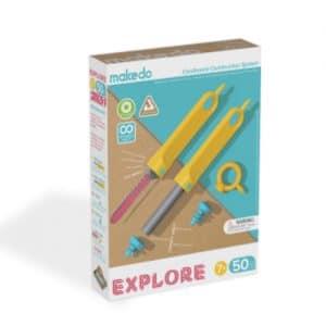 Makedo - explore set (7+)