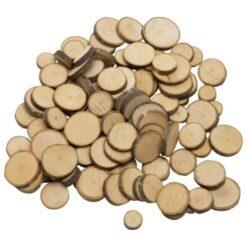 Goki houten schijfjes