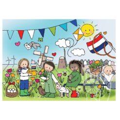 Ansichtkaart Nederland