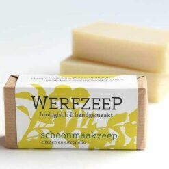 Werfzeep - Schoonmaakzeep (100gr)