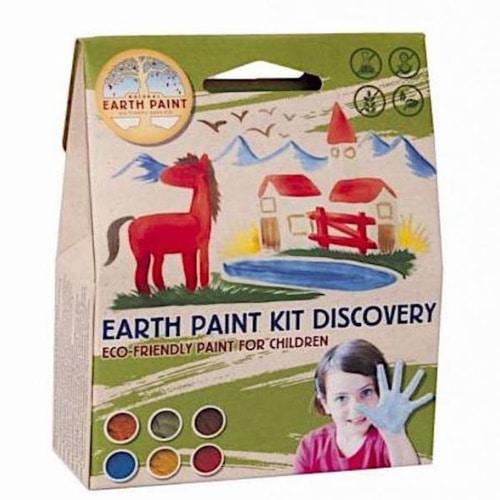 Natural Earth Paint - natuurlijk verf (1 liter)