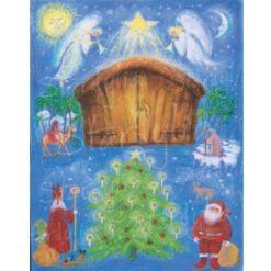Adventkalender - Marjan van Zeyl