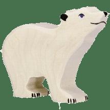 holztiger ijsbeer