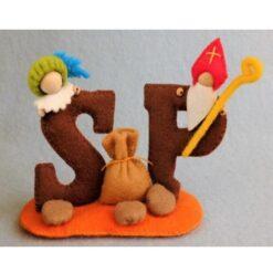 Chocoladeletters - Atelier Pippilotta