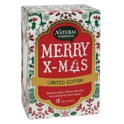 Natural Temptation Tea - Merry Xmas
