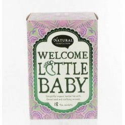 Natural Temptation Tea - Welcome little baby
