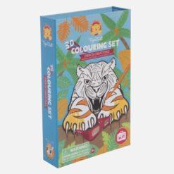 3d Tekenset - Wilde dieren