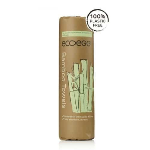 EcoEgg Bamboe Schoonmaakdoeken