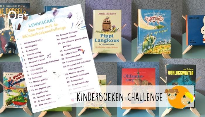 Kinderboekenchallenge