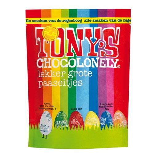 Tony's Chocolonely Paaseitjes (zak)