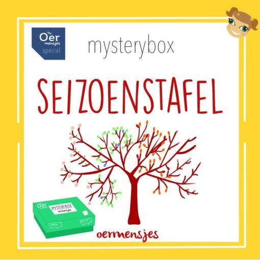 Mysterybox -seizoenstafel