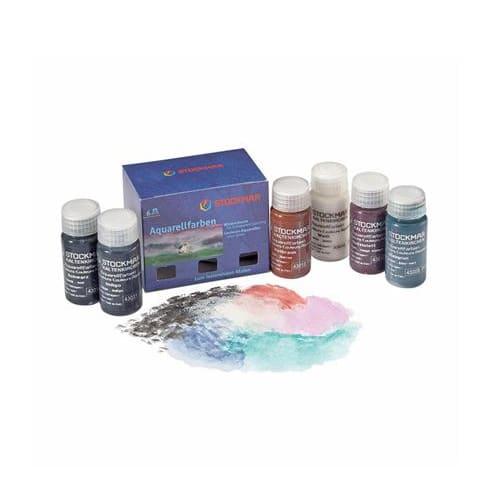 Stockmar aquarelverf (aanvullende kleuren)