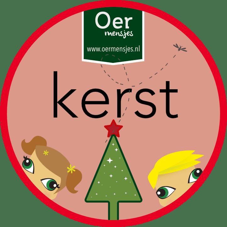 kerst bij oermensjes