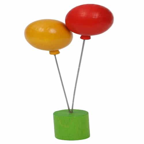 Ahrens steker ballonnen