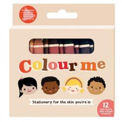 Color Me Crayons